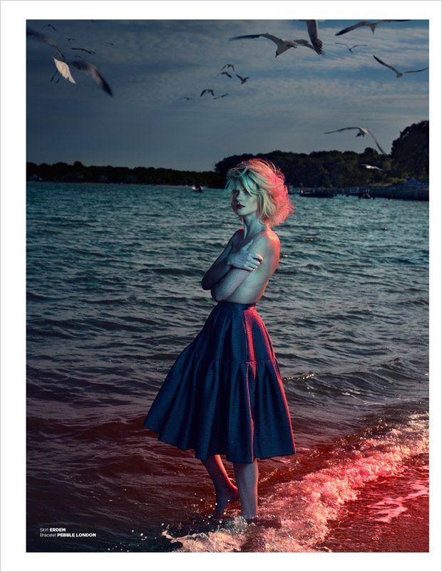 Anne V for D'SCENE Magazine Winter 2016 by Chuando & Frey