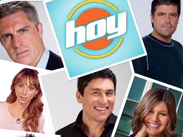 El productor Reynaldo López presentó a los nuevos conductores que integrarán el nuevo programa HOY