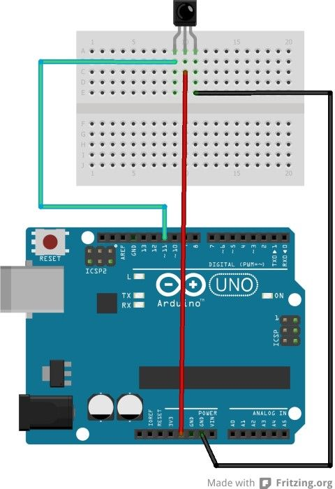 Arduino Remote Control - 2ManyProjects