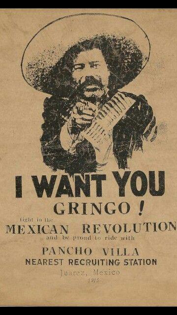25. Pancho Villa reunió muchos soldados para luchar a su lado.