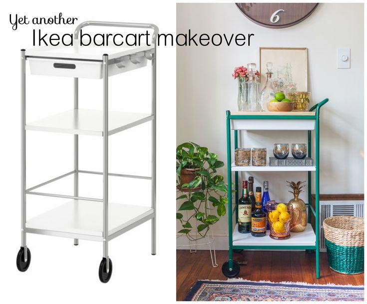 Best 25 ikea bar cart ideas on pinterest drinks trolley for Tea trolley ikea