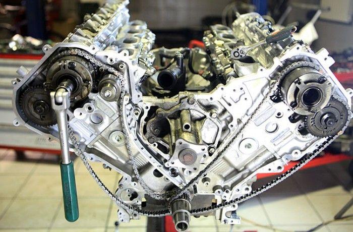 Замена цепи ГРМ на современных двигателях НИССАН - ответственная процедура, требующая высокой квалификации механиков, и специального инструмента.