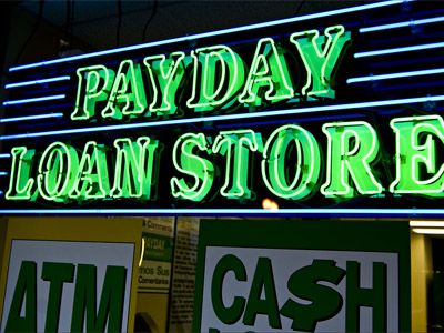 The payday loan store industry is a $50 billion per year industry, and there are more than 10,000 payday loan stores in the United States