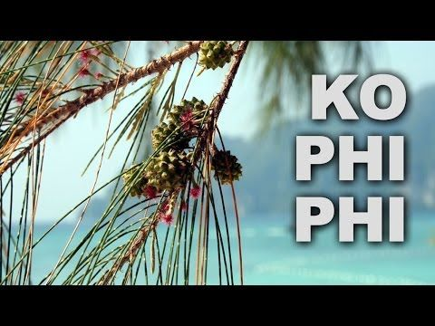 The Phi Phi Islands are located in Thailand, between the large island of Phuket and the western Andaman Sea coast of the mainland.