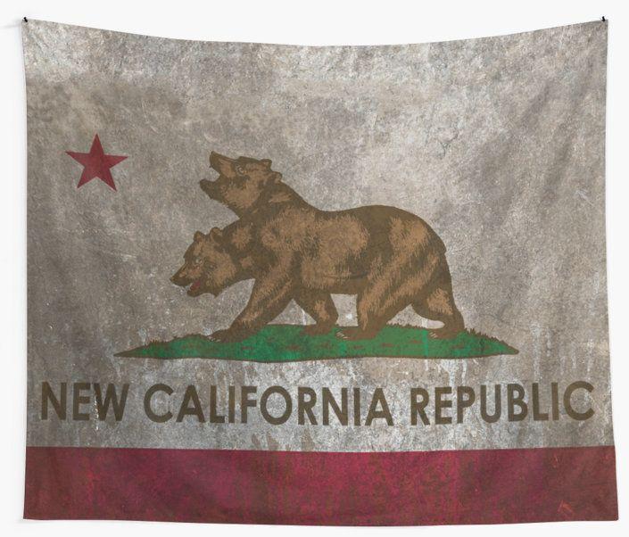 New California Republic Flag NCR by LuftwaffeBall