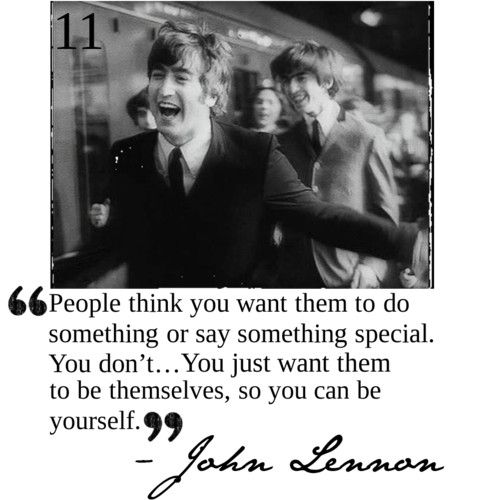 Be YourselfThoughts, Music, Beatles People, Inspiration, Beatles Photos, Beatles Beatles Quotes, John Lennon, Wise John