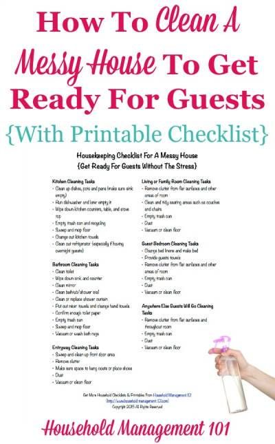 The 25+ best Housekeeper checklist ideas on Pinterest House - house cleaner resume