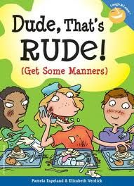 Social Skills & Manners- amazing how many grown adults I know that could use this too!!!: