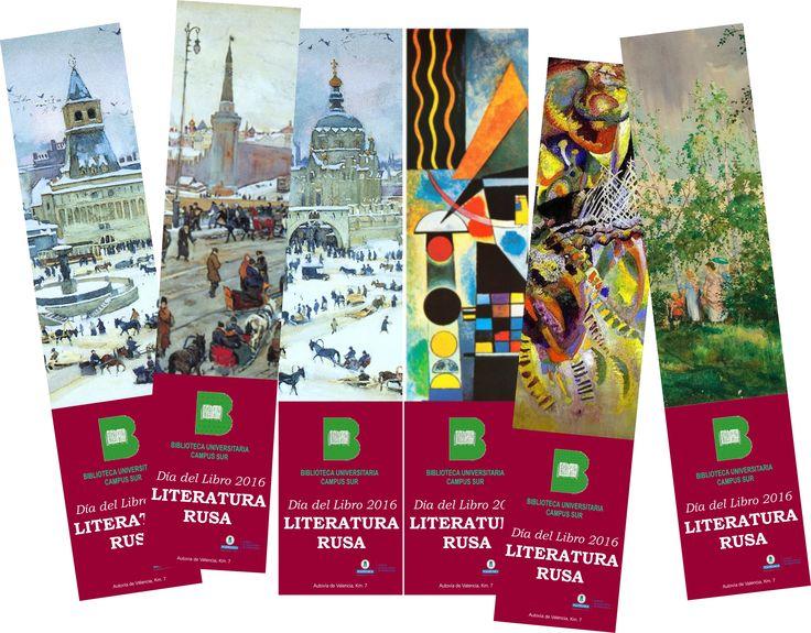 Día del libro 2016. Literatura rusa