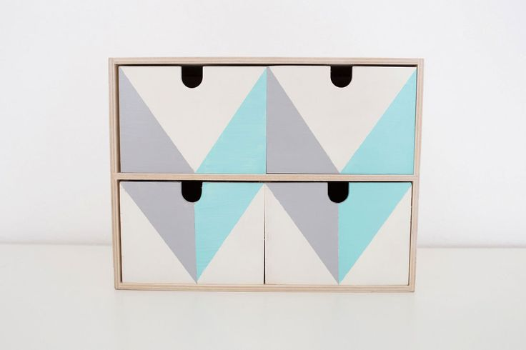 ikea moppe mini chest of drawers - monitor stand?