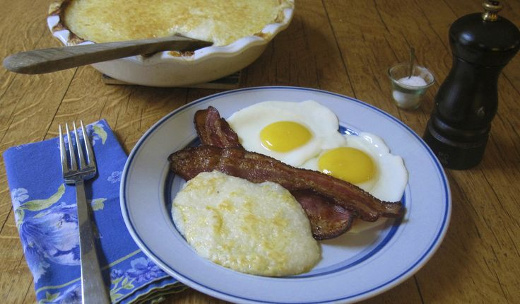A kind of carbo-licious porridge made from dried and coarsely ground corn, grits are to Southern cuisine what potatoes are to Northern cuisine — a deeply satisfying staple. Like squash, tomatoes and deep-pit barbecuing, grits came to define Southern cooking...
