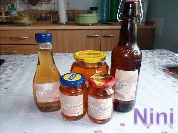 Golden syrup - zlatý sirup (fotorecept)  - obrázok 3