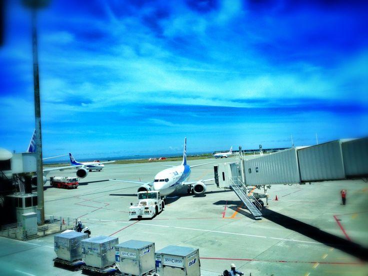 那覇空港 (Naha Airport - OKA/ROAH) : なはし, 沖縄県