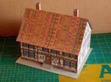 German Houses - by Gasmaschinenzentrale.De - Casas Alemãs