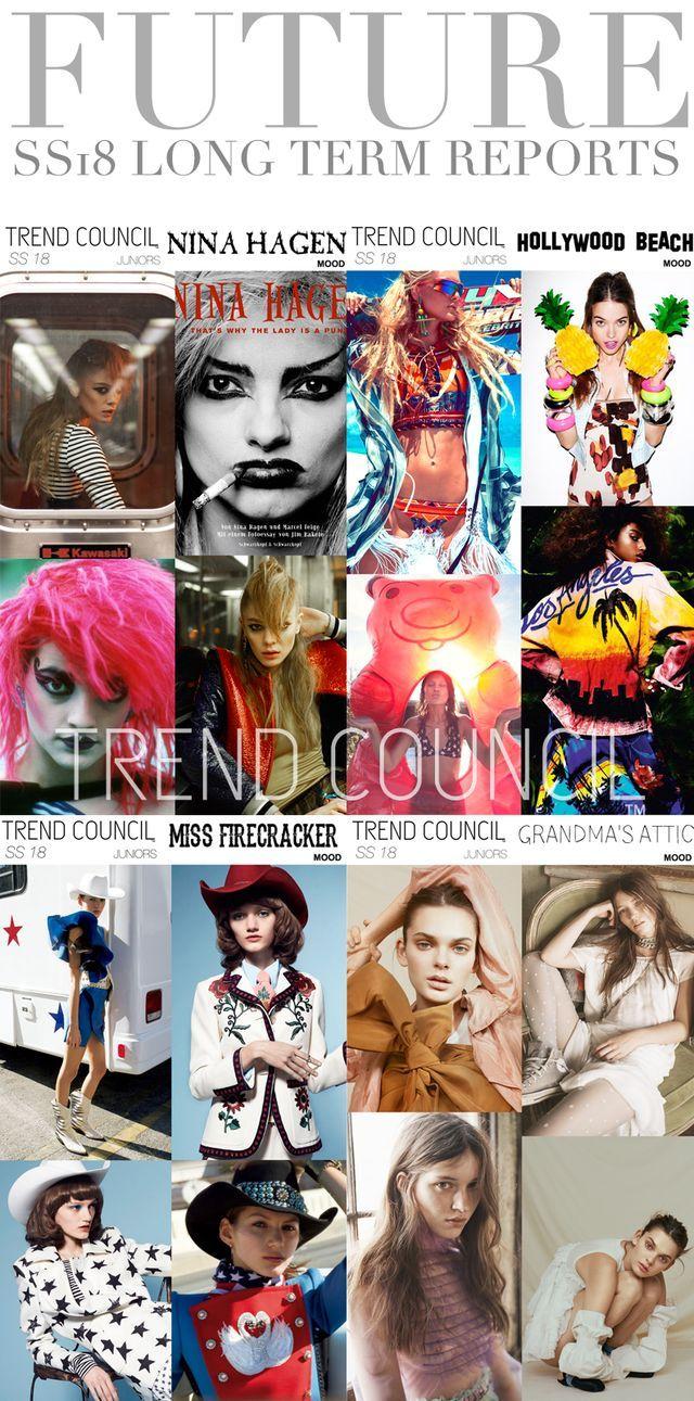 TRENDS // TREND COUNCIL - WOMEN'S . SS 2018 | FASHION VIGNETTE | Bloglovin'