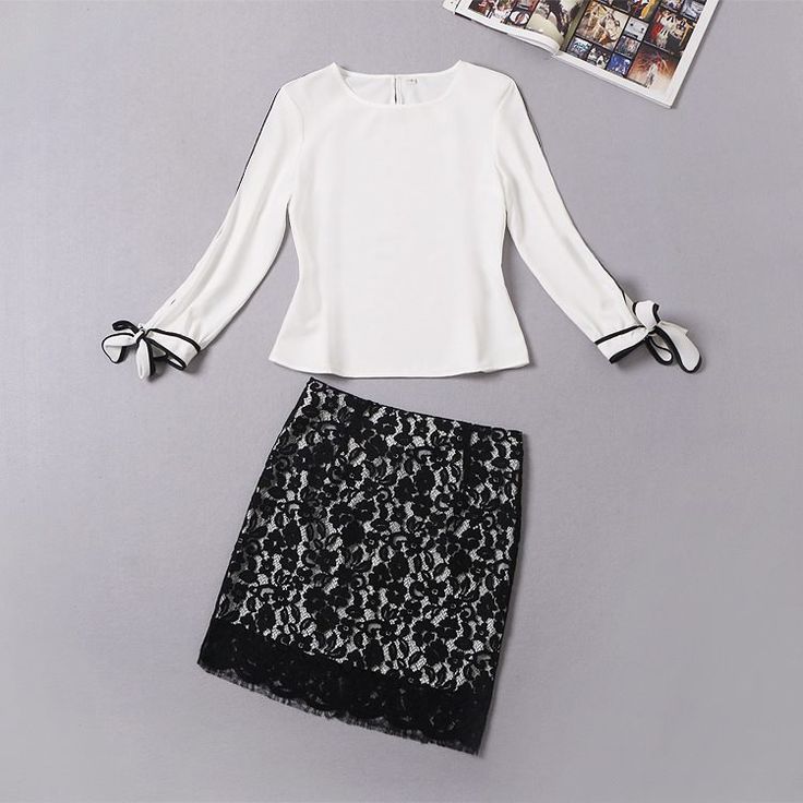CODE XHT092428 SIZE SML 2PC WHITE PRICE P1400  Cotton Blend Detail In Tile Measurement: Size(cm) Shoulder Bust Tops Length Sleeve SkirtsWaist SkirtsLength Hip S 37 92 52 49 70 47 92 M 38 96 53 50 74 48 96 L 39 100 54 51 78 49 100  FREE LOCAL SHIPPING for 3 or more P.O. items!  TO ORDER, Please PM us Code & Photo (No PM, No Reservation)  *Receive item in 5-10 days