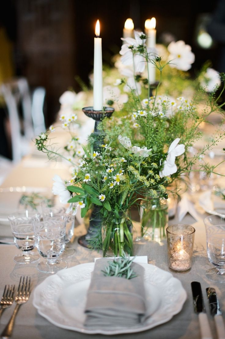 The 25 best Table Settings images on Pinterest | Desk layout, Place ...