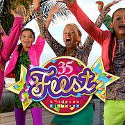 Kinderen voor Kinderen - Feest (videoclip en dansinstructie)