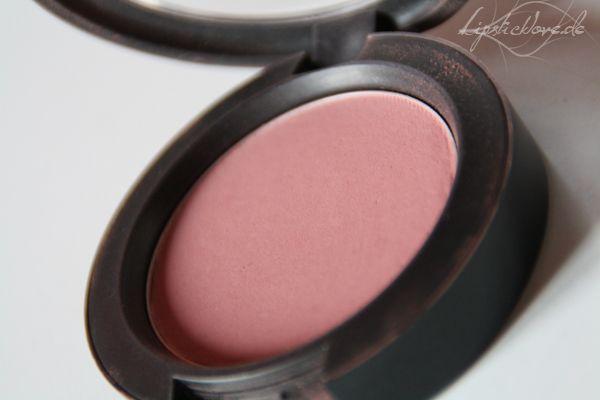 Lipsticklove.de Beauty Blog: Pictures/Swatches: MAC Mocha Blush (Matte)