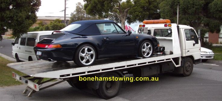 Tilt Tray Towing Geraldton