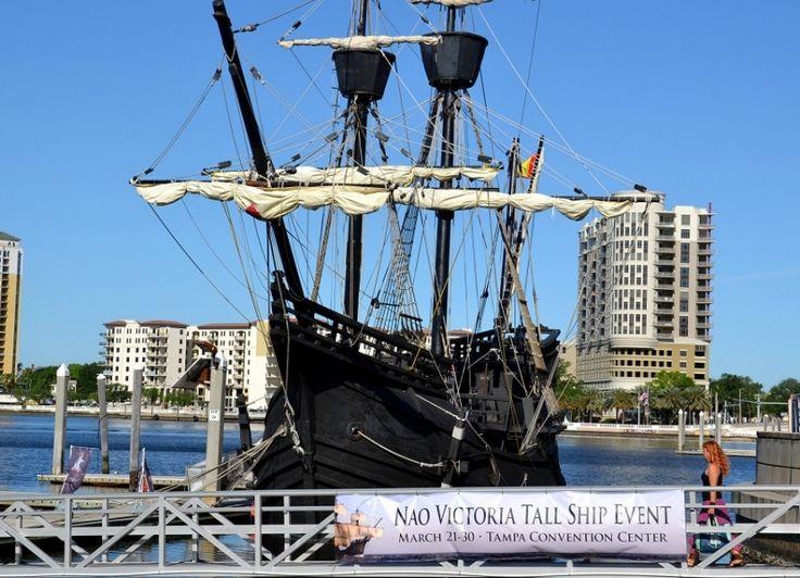 La Nao Victoria llegará a Gijón en abril - http://www.absolutgijon.com/la-nao-victoria-llegara-a-gijon-en-abril/