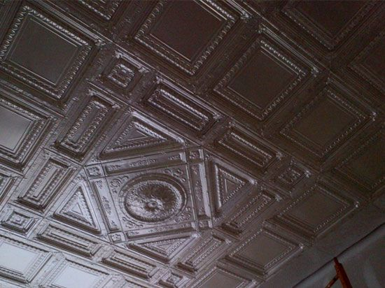 tin ceiling tiles - Tin Ceilings