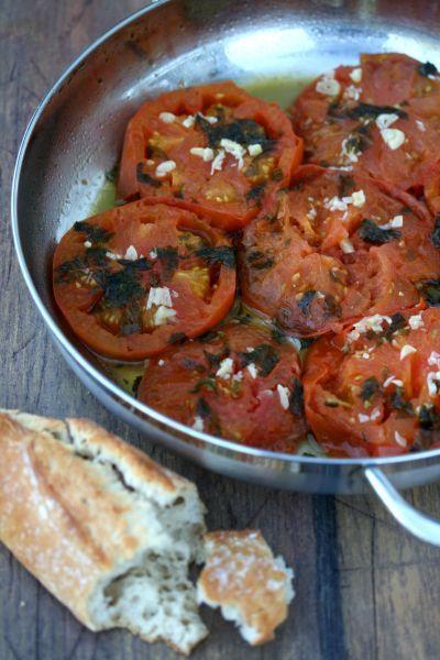 // Pomodori alla ghiotta