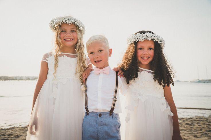 Louisa and Samuel's Sunset Beach Wedding in Ibiza 19th August 2017