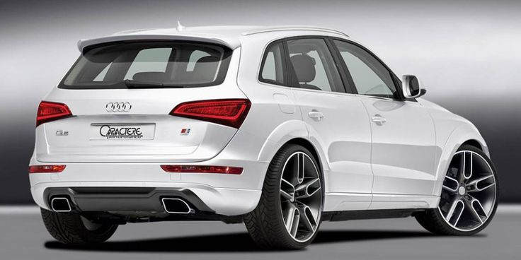 Caractere Audi Q5
