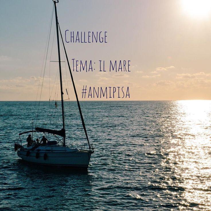 È tempo di un bel #challenge fotografico!  La sezione pisana dell'Associazione Nazionale Marinai d'Italia - ANMI Pisa -  per celebrare i 60 anni della sua fondazione ha indetto un challenge fotografico.  Il tema è il MARE in tutta la sua bellezza. Pubblicate le vostre foto di tutto ciò che riguarda il #Mare: navi porti scogli spiagge canotti ecc. usate il tag #ANMIpisa e se vi va seguite il profilo @ANMIpisa. Avete tempo fino al 3 giugno per pubblicare le vostre foto.  Gli scatti più…