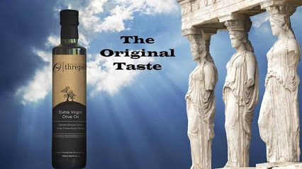 The Original Taste of Greece  Extra Virgin Olive Oil