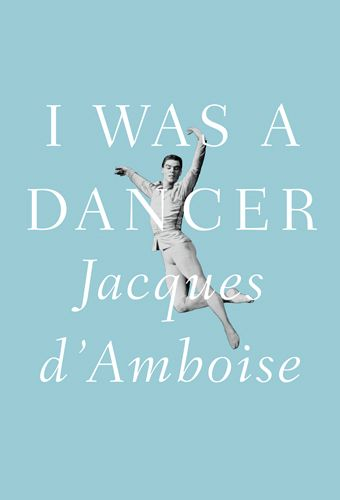 I Was a Dancer // Book Design by Jason Booher