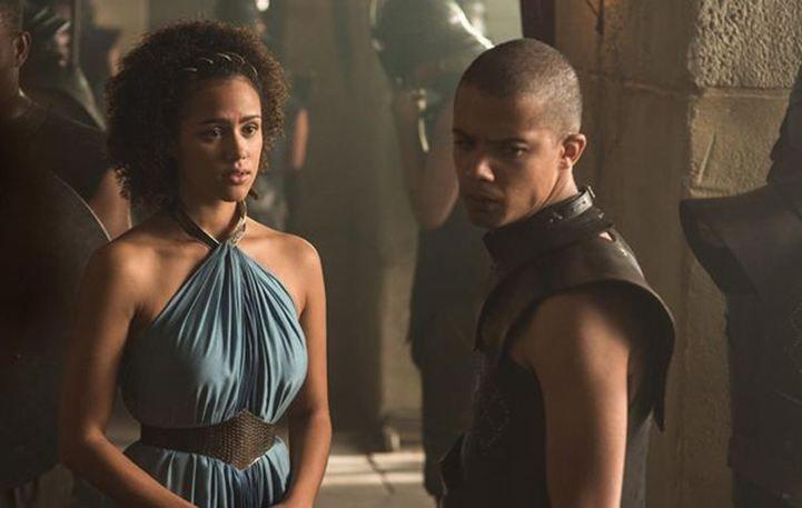 Η Μισαντέι του Game of Thrones με άκρως αποκαλυπτικό φόρεμα σε λαμπερό πάρτι!