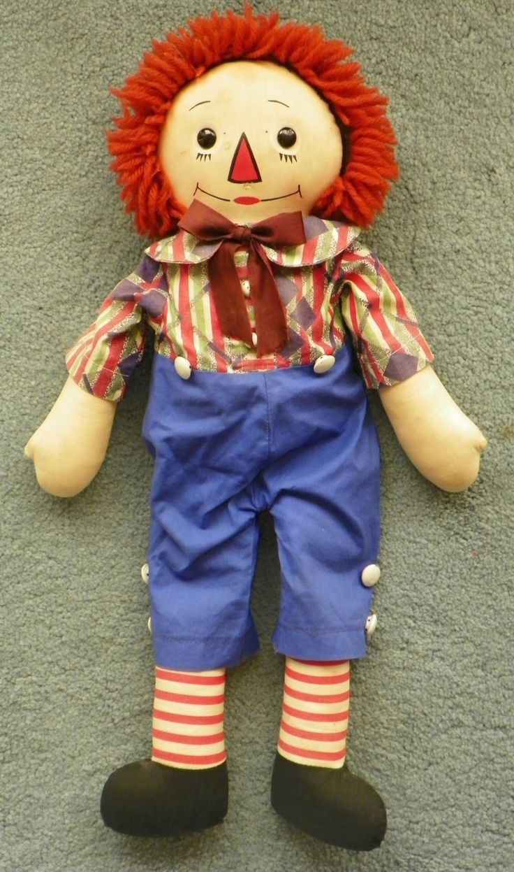 174 best raggedy ann and andy images on pinterest raggedy ann