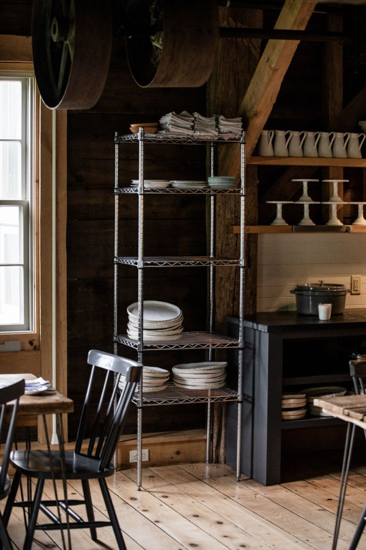 An Inside Look At The Lost Kitchen In Freedom Maine Open