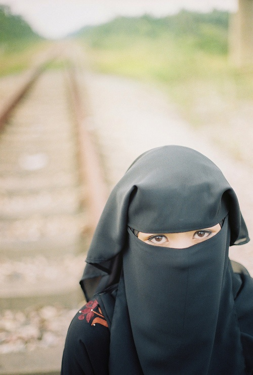 True #Hijab | Syar'i | #Niqabi sister #niqab #muslima #muslim #veiled #beauty #modesty