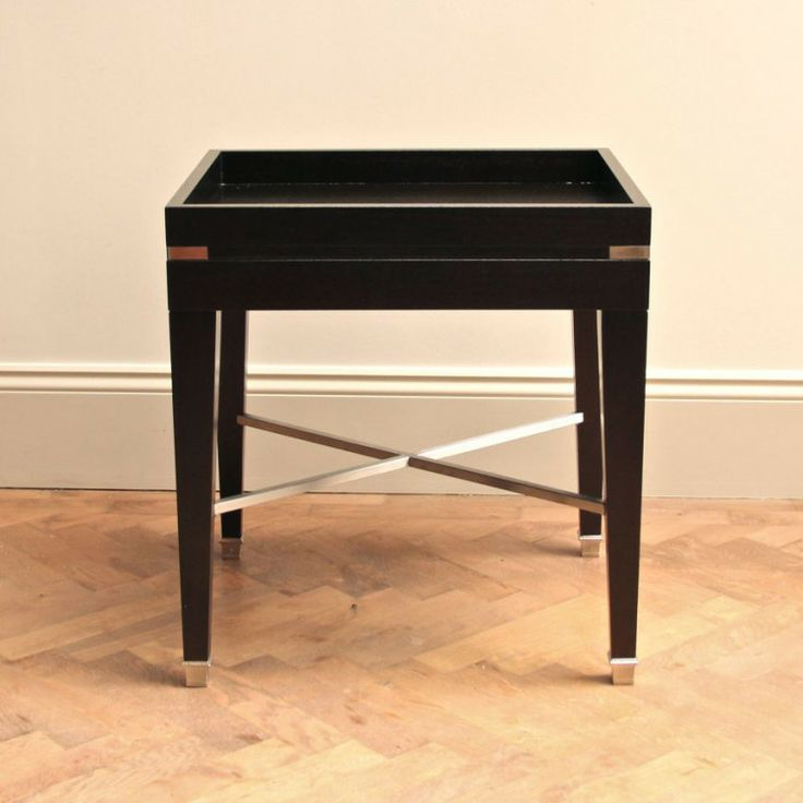 JVB   Campaign Side Table
