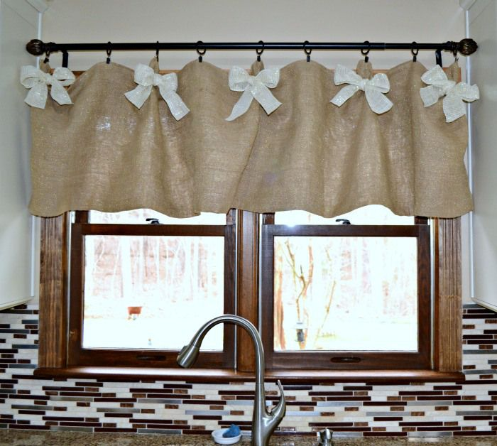 Best 10+ Kitchen Window Valances Ideas On Pinterest