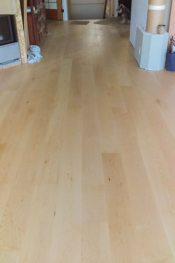 Engineered Wide Plank Flooring By Vermont Plank Flooring Maple Floors Wide Plank Wide Plank Flooring