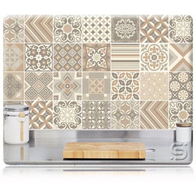 Mais de 1000 ideias sobre azulejos para cozinha no for Azulejos sobre azulejos