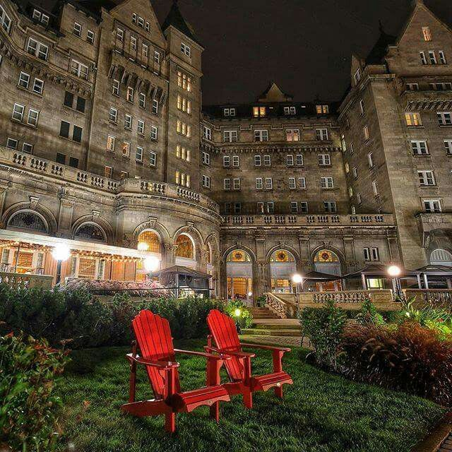 Fairmont Hotel Macdonald, Edmonton , Alberta - 100 yrs old this year 2015