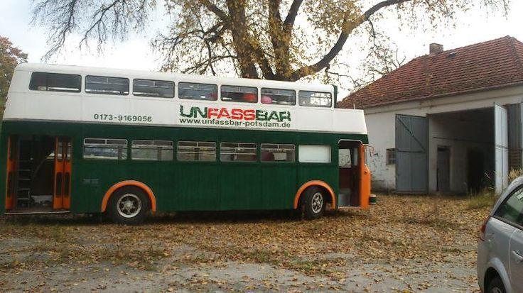 BIETE: #Doppeldecker-Bus , BÜSSING D2U,OLDTIMER,WOHNMOBILZUL.UNIKAt, Baujahr 1964  #Oldtimer #Rarität #Auto #Fahrzeug #Klassiker  www.markt.de/oldtimer