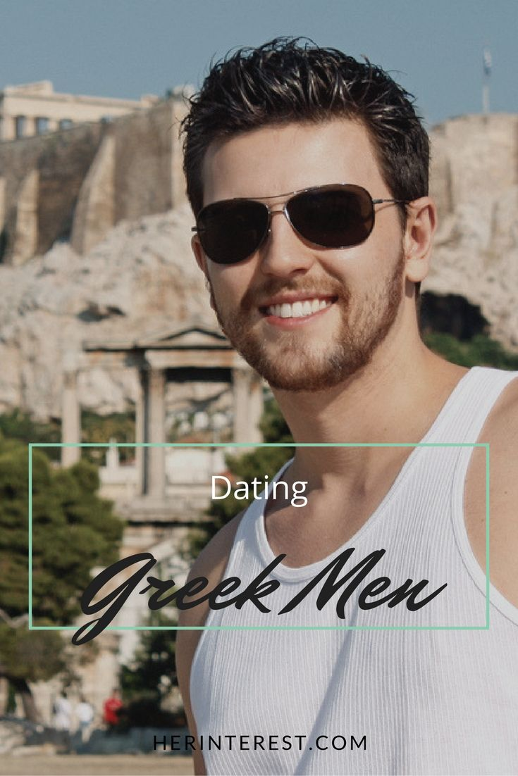 Dating a greek american man