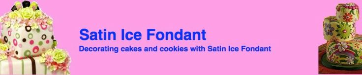 The Quick and Easy Fondant Recipe | Satin Ice Fondant