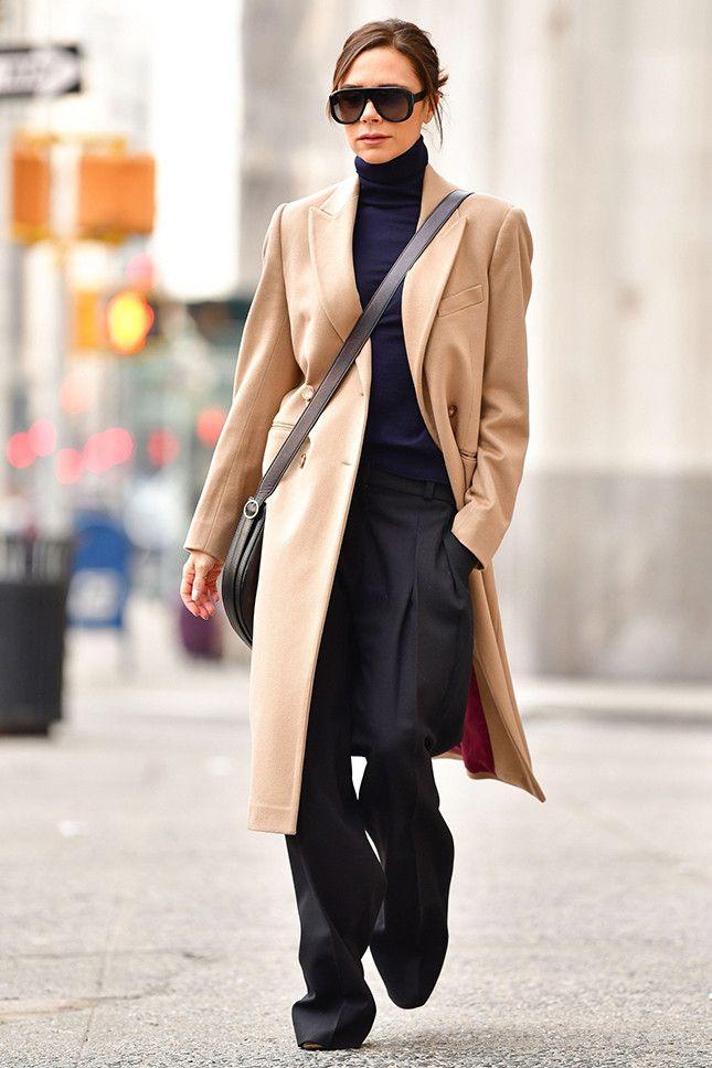 Виктория Бекхэм  фото и главные правила стиля   Мода   Новости   VOGUE 24512bb3cdc