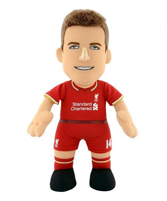 Liverpool FC Jordan Henderson 10 Plush Figure