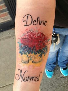 Autism Tattoos For Men autism awareness by lilwashumillenia.deviantart ...