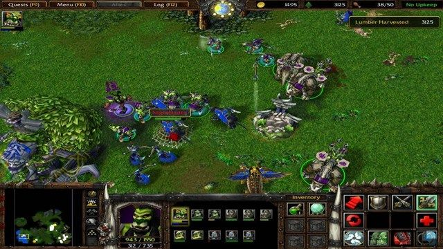 warcraft 3 download reign of chaos