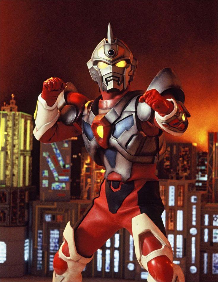 Servo/Gridman - Superhuman Samurai Syber-Squad/Denkou Choujin Gridman.