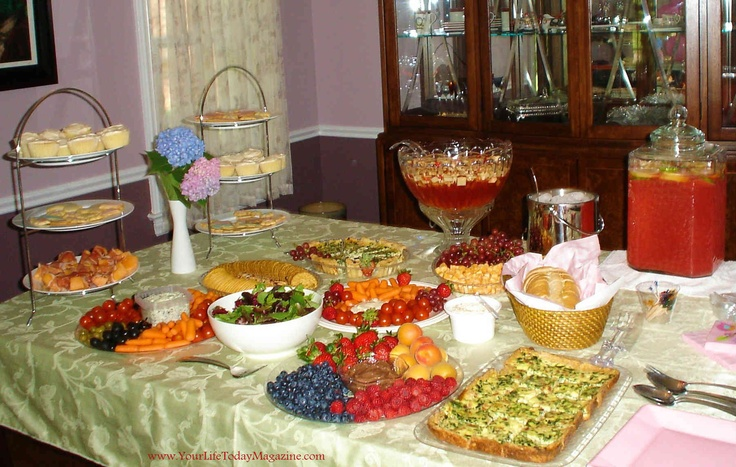 recipes great for easter mother 39 s day bridal showers baby showers